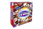 Spin Master Games Best of Movies and TV Trivia Board Game