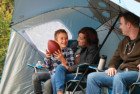 Sport-Brella Portable Canopy and Umbrella Beach Tent