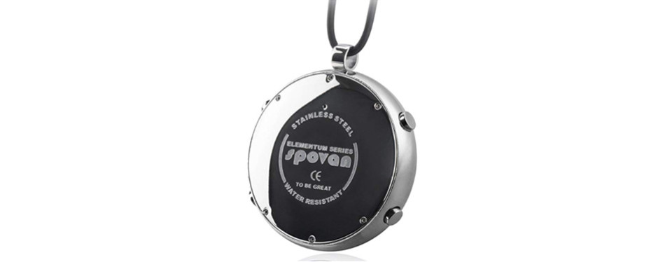 Spovan Outdoor Waterproof Pocket Watch