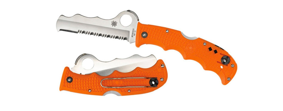 Spyderco Assist I Orange