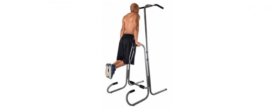 Stamina 1690 Power Tower Free Standing Pull Up Bar