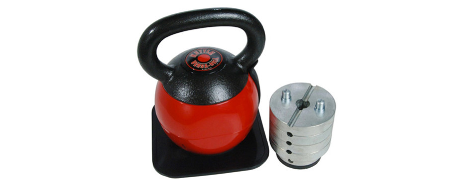 Stamina X Adjustable Kettle Versa-Bell