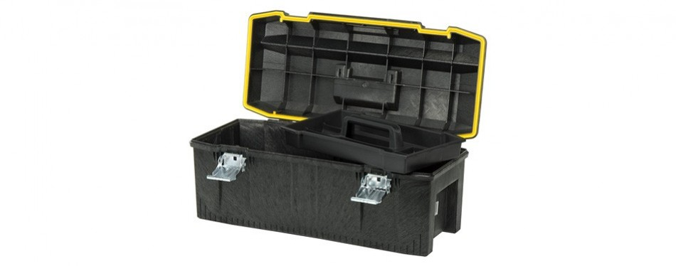Stanley 28-Inch Structural Foam Tool Box