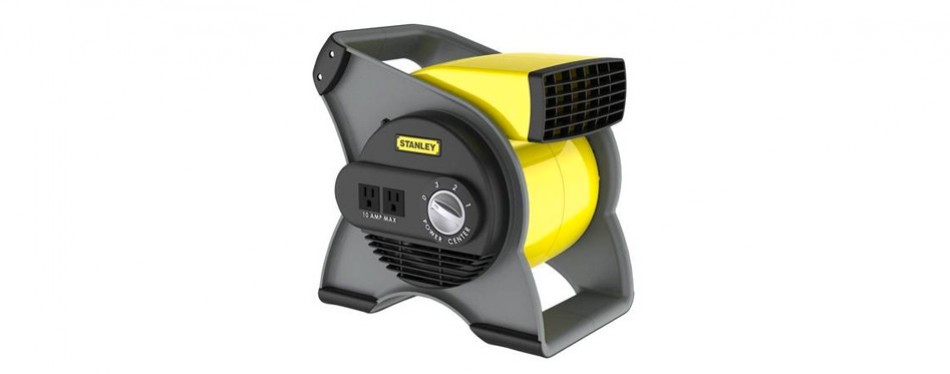 Stanley 655704 High Velocity Fan