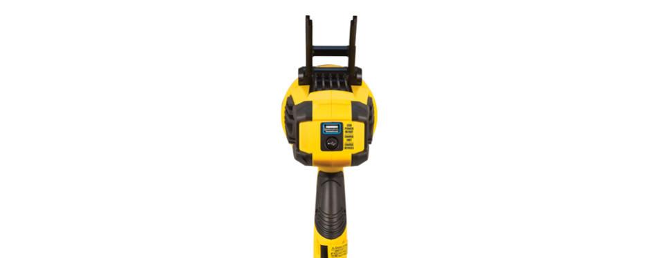 Stanley Fatmax 2200 Lumen Rechargeable Flashlight