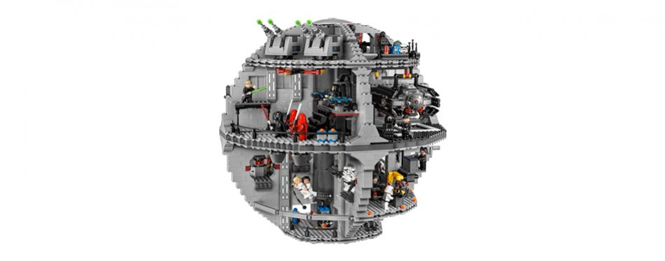 Star Wars Death Star Lego Set
