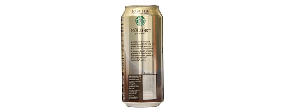 Starbucks Doubleshot Energy Drink Coffee