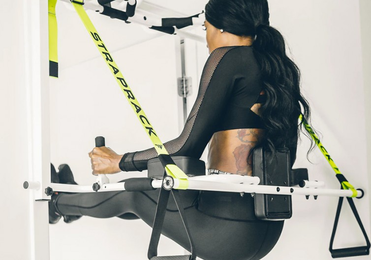 Straprack Home Fitness Gym