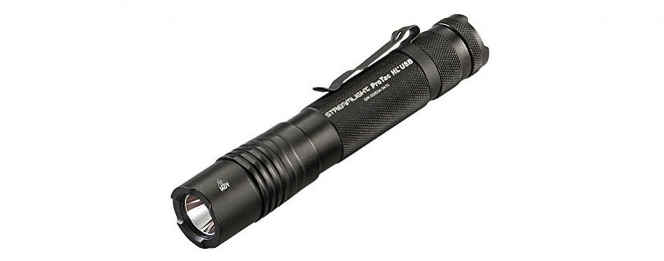 streamlight pro tac hl usb 850 rechargeable flashlight