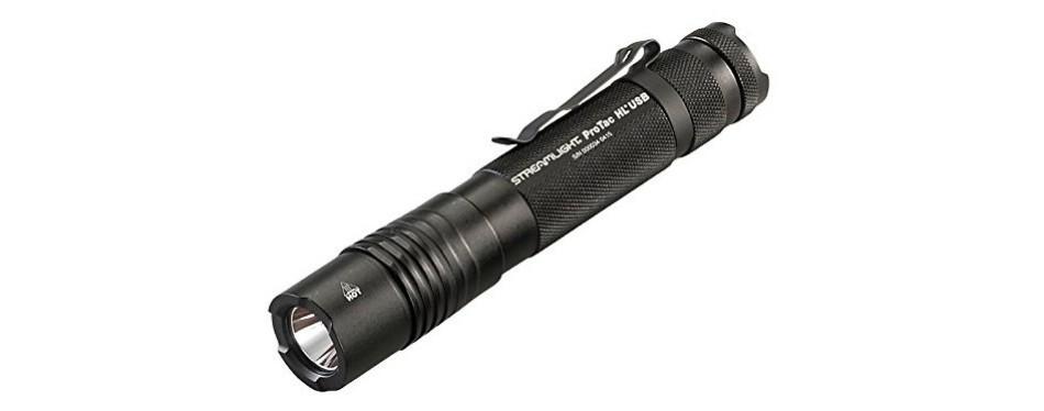 streamlight pro tac hl usb 850 rechargeable flashlight