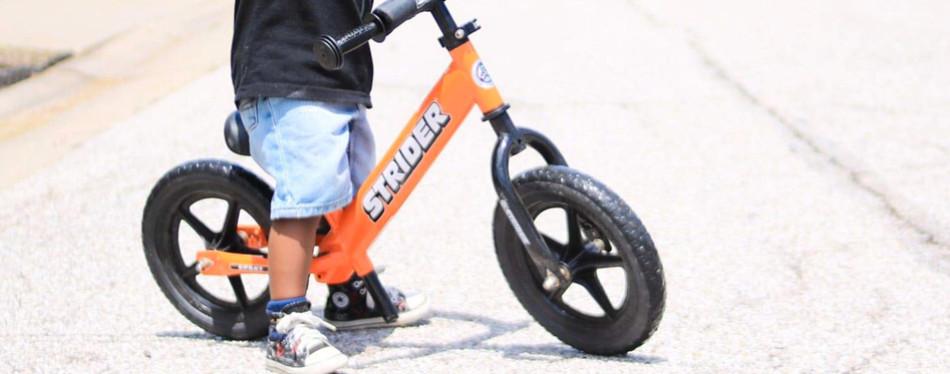 Strider - 12 Sports Balance Bike