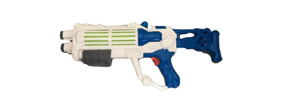 Stuff N Junk Dual Steam Water Gun