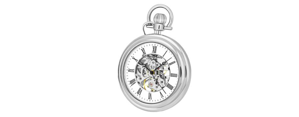 Stuhrling Vintage Pocket Watch