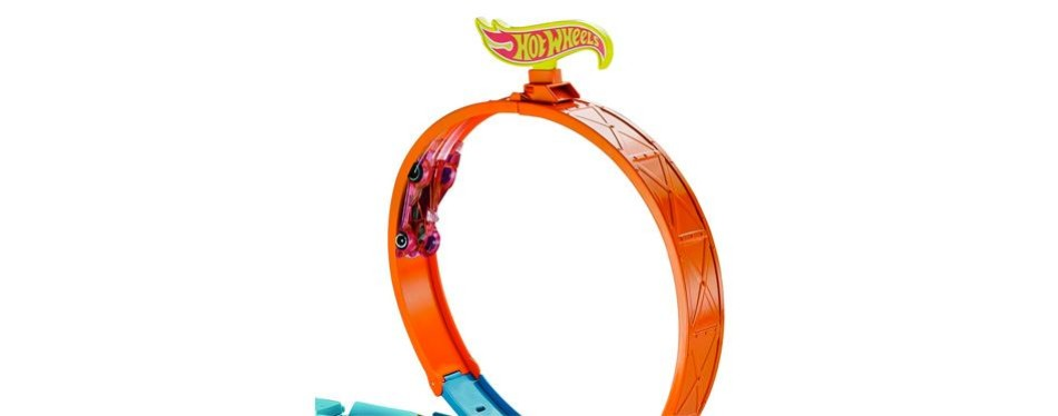 Stunt 'n' Go Hot Wheels Track Set
