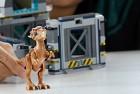 Stygimoloch Breakout Lego Jurassic World Set