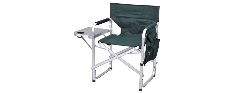 Stylish Camping Folding Director's Chair