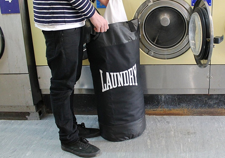 SUCK UK Punch Bag Laundry Bag