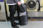 SUCK UK Punch Bag Laundry Bag