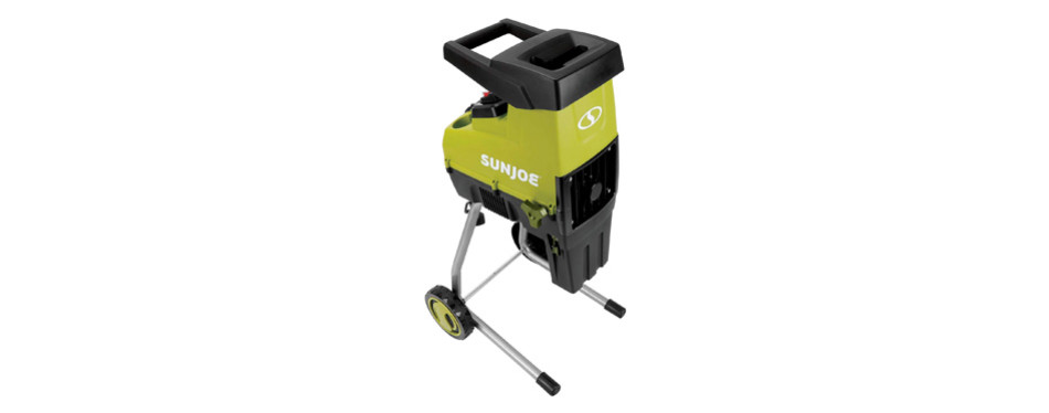 Sun Joe CJ603E 15-Amp Silent Wood Chipper/Shredder