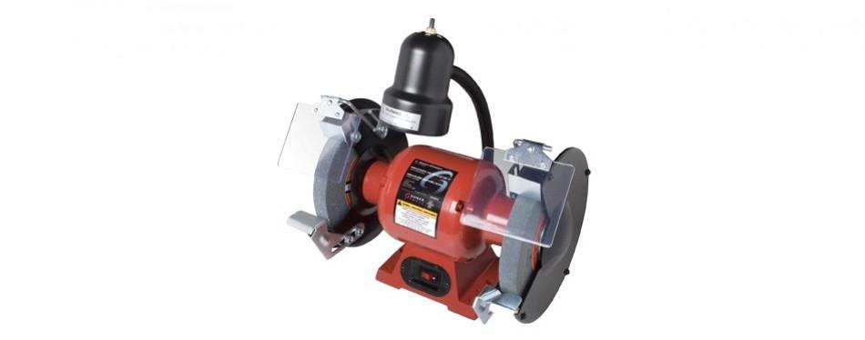 sunex 5002 a 8-inch bench grinder