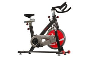 Sunny Health & Fitness 49 Lb Indoor Cycle Bike