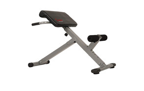 Sunny Health & Fitness SF-BH6629 Hyperextension Back Machine