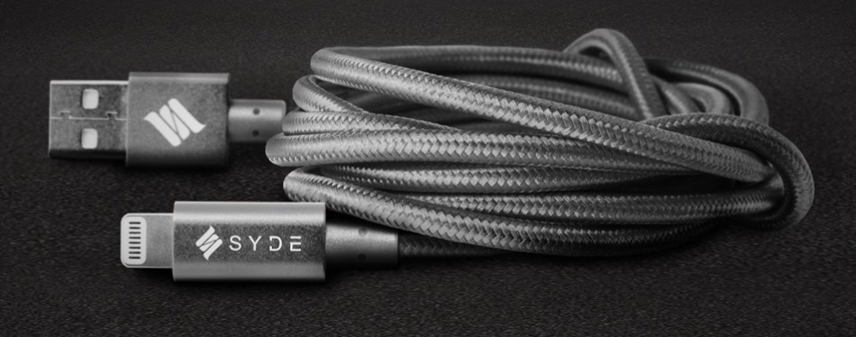 Syde ARMOR Lightning Cable
