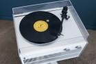 Symbol Modern Record Player