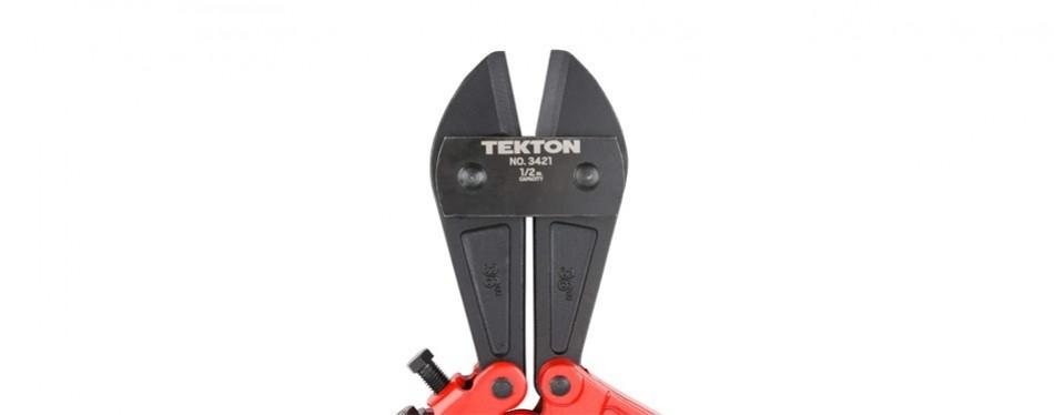tekton bolt cutters