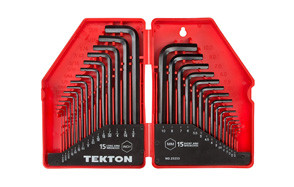 TEKTON Hex Key Wrench Set