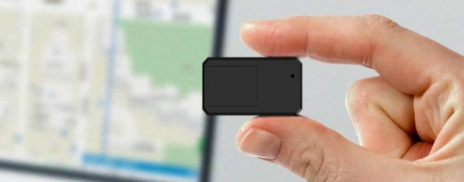 TKSTAR Mini GPS Luggage Tracker