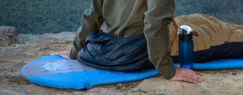 TNH Outdoors Premium Self Inflating Sleeping Pad