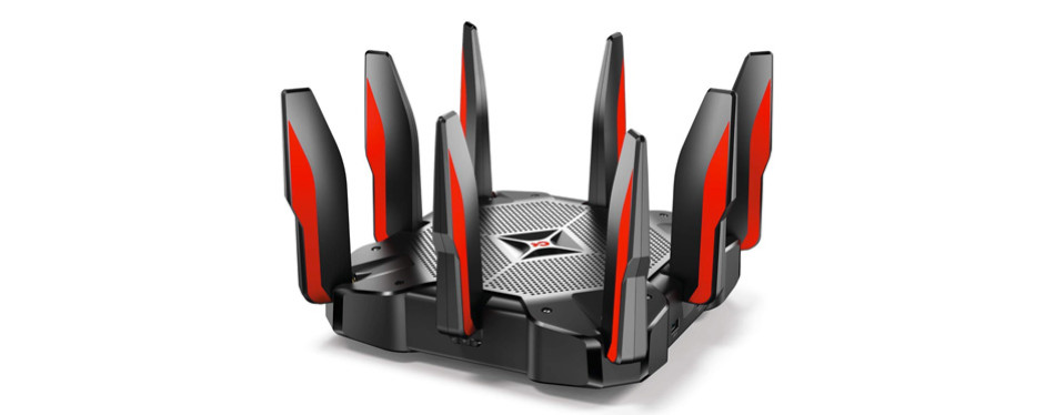 TP-Link AC5400 Tri Band Gaming Router – MU-MIMO