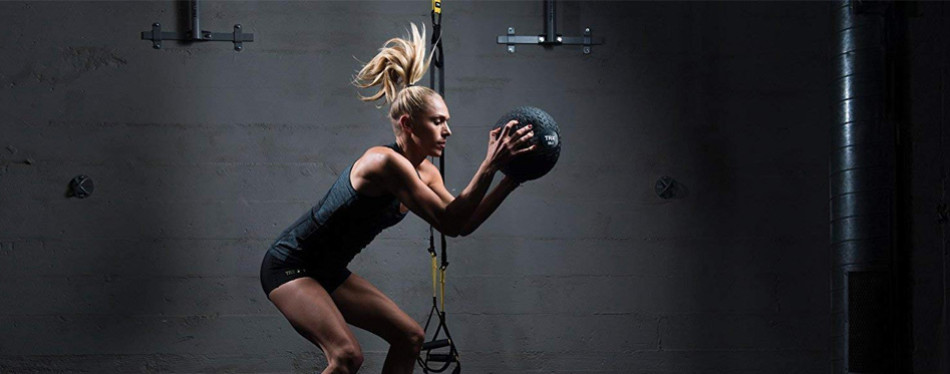 TRX Training Slam Medicine Ball
