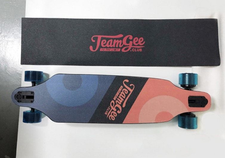 TeamGee Electric Longboard