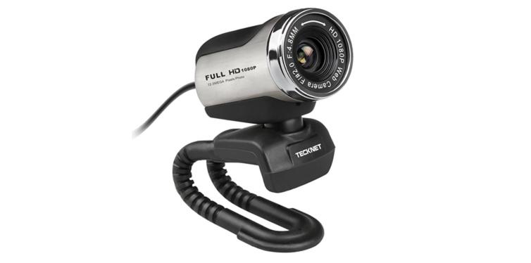 TeckNet HD Webcam