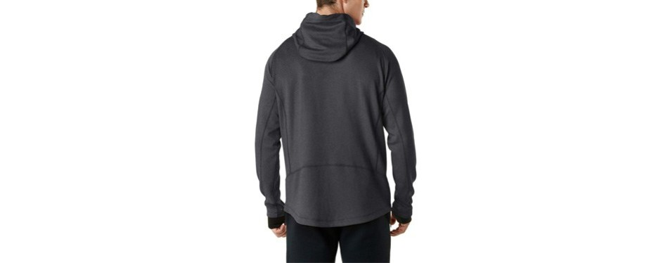 Tesla Men's Performance Long Sleeve Hoodie