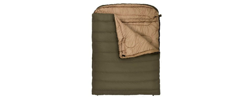 Teton Sports Queen-Sized Double Sleeping Bag