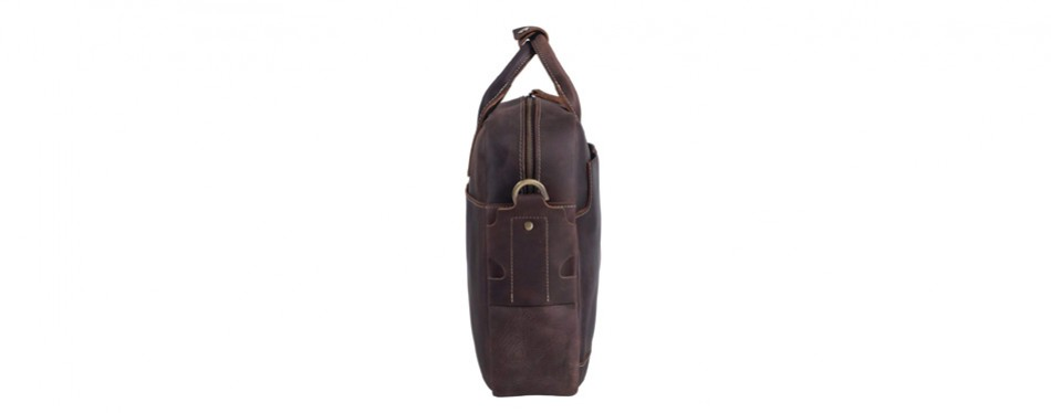 Texbo Genuine Leather Messenger