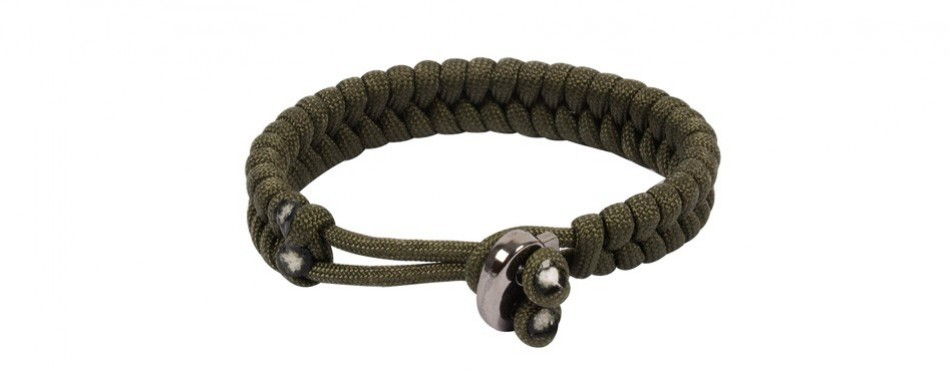 The Friendly Swede Fishtail Paracord Bracelet