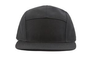 The Hat Depot Cotton Twill 5-Panel Cap