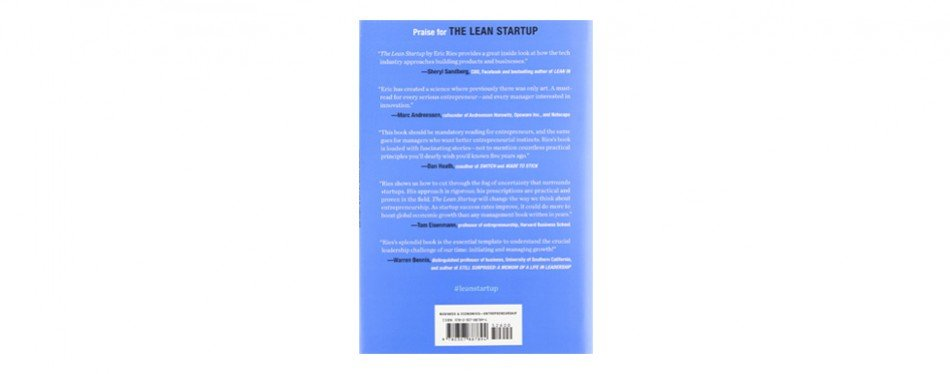 The Lean Startup:
