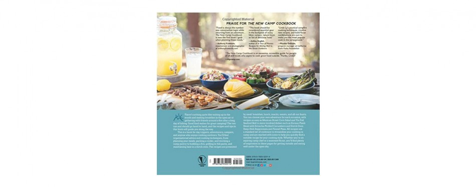 The New Camp Cookbook: Gourmet Grub for Campers