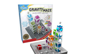 ThinkFun Gravity Maze Marble Run Logic Game