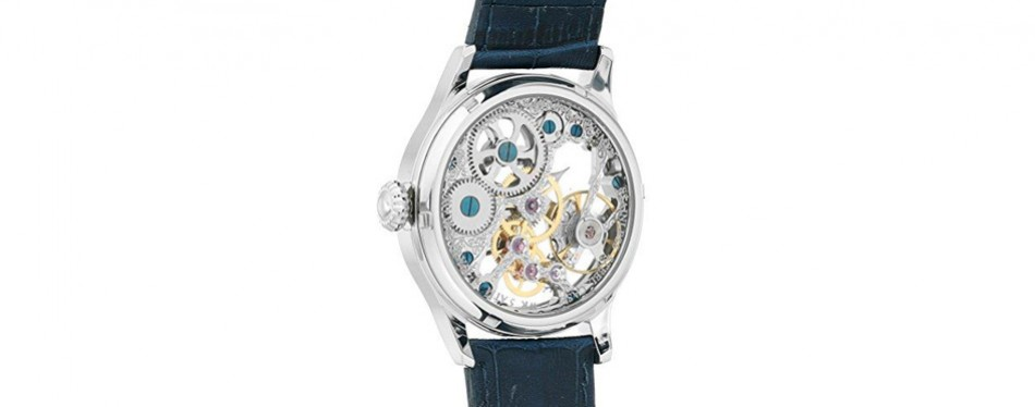 Thomas Earnshaw's Bauer Mechanical Skeleton Watch