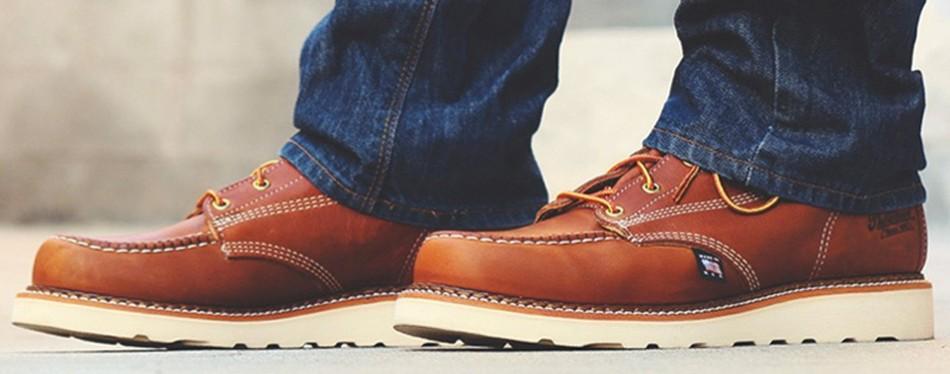 Thorogood American Heritage Work Boots