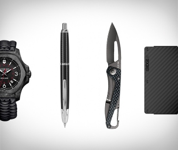 Everyday Carry: Carbon
