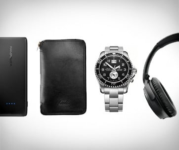 Everyday Carry: Long Flight