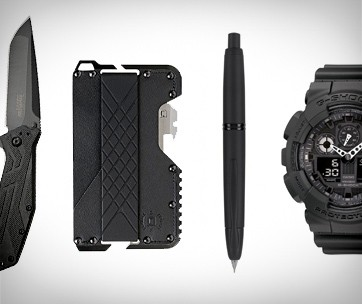 Everyday Carry: Stealth