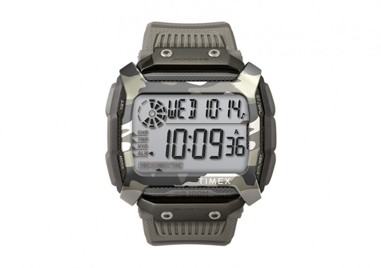 Timex Command Shock